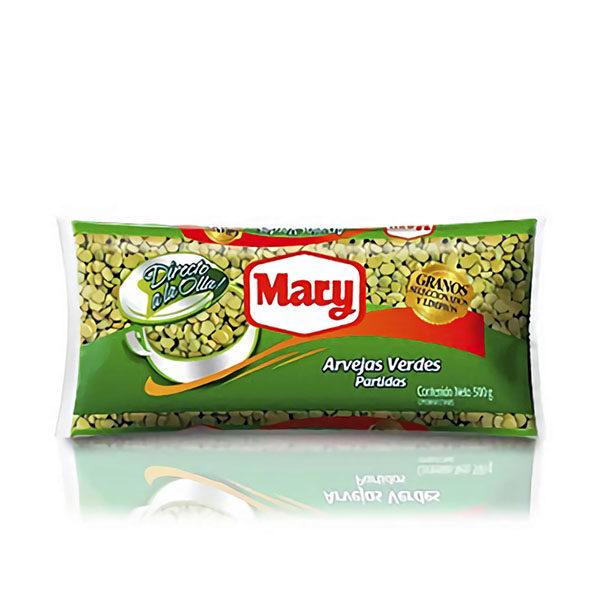 Arvejas Verdes Partidas Mary