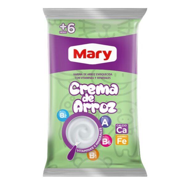 Crema de Arroz Mary
